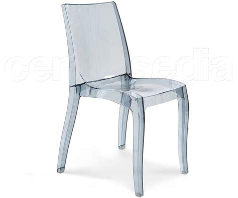 sedie in policarbonato trasparente light sedia policarbonato sedie policarbonato trasparenti