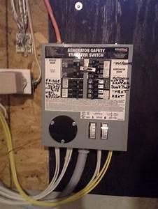 Diagram Generator Transfer Switch