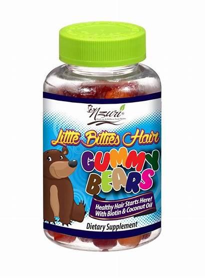 Vitamin Gummy Vitamins Children Growth Bears Nzuri