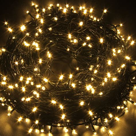 excelvan safe 24v 250 led 50m string fairy light xmas