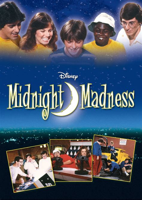 midnight madness disney movies