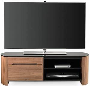 Alphason Finewood Walnut TV Cabinet - FW1100CB Alphason