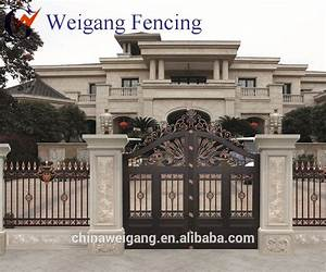 Wall compound buy metal gate designs for