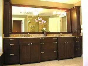 Master Bathroom Double Vanity - Traditional - Bathroom