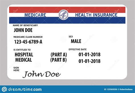 generic federal medicare card generic names