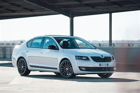 skoda octavia range given value boost