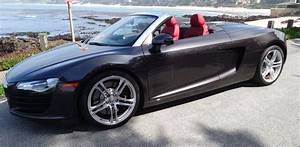 My2011 Audi R8 Spyder For Sale    V8    Manual    Only 6566