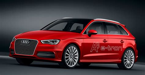 First Audi Plug-in Hybrid To Arrive In