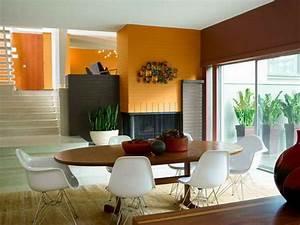 Decoration modern house interior paint color ideas