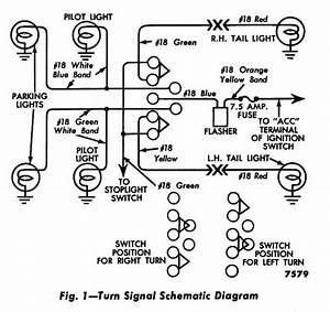 1953 Turn Signal Wiring
