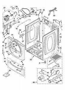 Cabinet Parts Diagram  U0026 Parts List For Model 11097572601