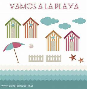 Vamos A La Playa : archivo gratuito vamos a la playa planeta silhouette ~ Orissabook.com Haus und Dekorationen