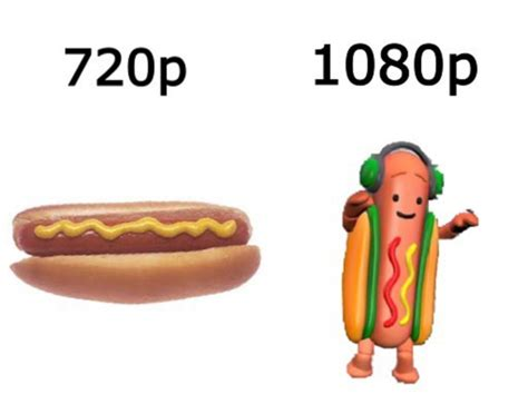 P Vs P Dancing Hot Dog Snapchat Filter Know Your Meme