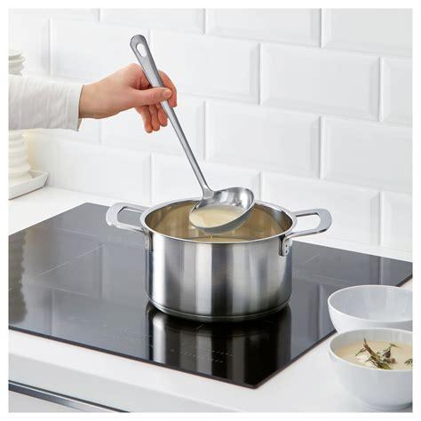 ustensiles de cuisine ikea grunka ustensiles 4 pièces acier inoxydable ikea