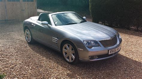 Chrysler Crossfire Used by Used 2006 Chrysler Crossfire V6 For Sale In Hants