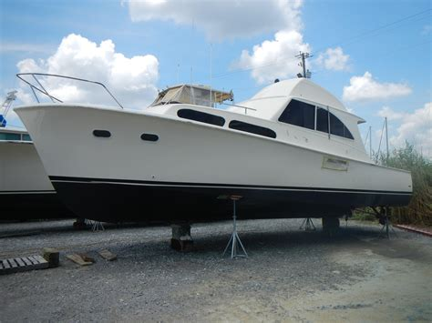 Viking Boats For Sale Great Lakes by 1963 Hatteras Convertible Power Boat For Sale Www