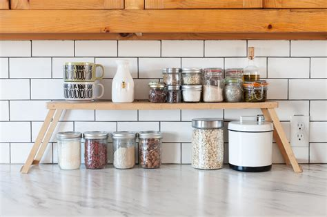 storage ideas  small kitchens kitchn