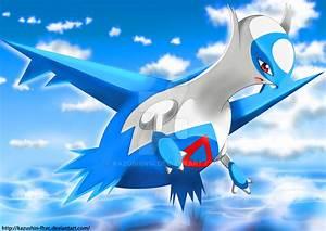 pokemon heroes latios and latias images