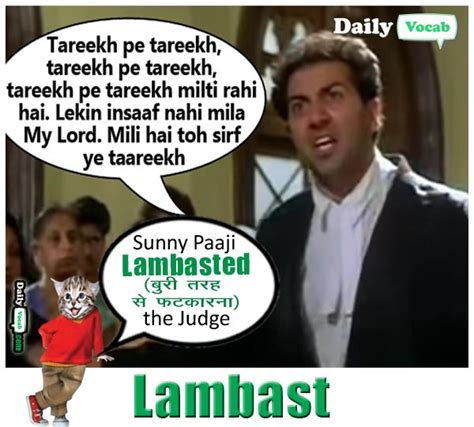 Meme Meaning In Hindi - sunny deol memes dailyvocab english hindi meaning pictures mnemonics word usage