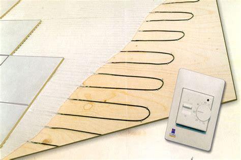 chauffage radiant 233 lectrique par le plancher ou le plafond