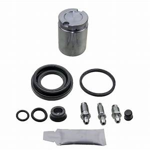 Brake Caliper Repair Set  Incl  Piston  Rear Audi Vw Seat