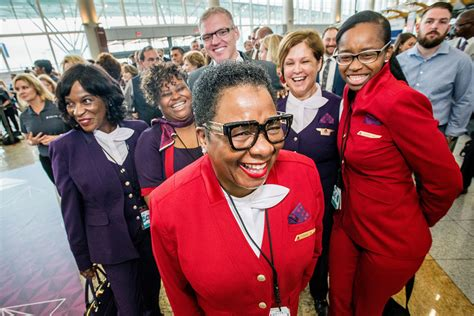 Delta's New Uniforms Are Flying Today (+Photos) | Airways ...