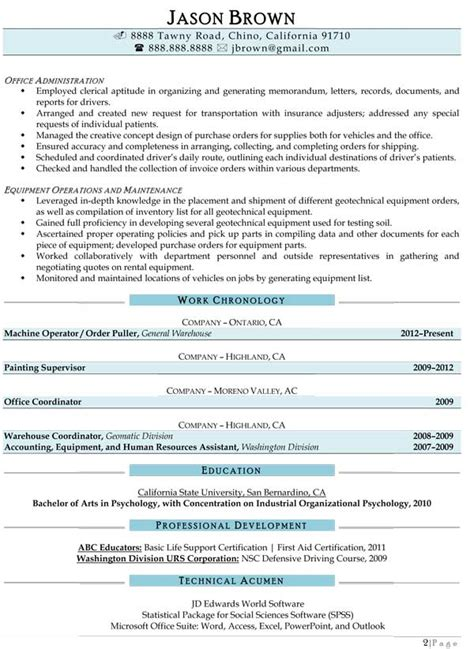 What A Resume Looks Like 2016 by How Should A Resume Look Like In 2016 2017 Resume 2016
