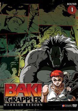 Anime Baki Capitulos Ver Grappler Baki Cap 237 Tulos Animeflv