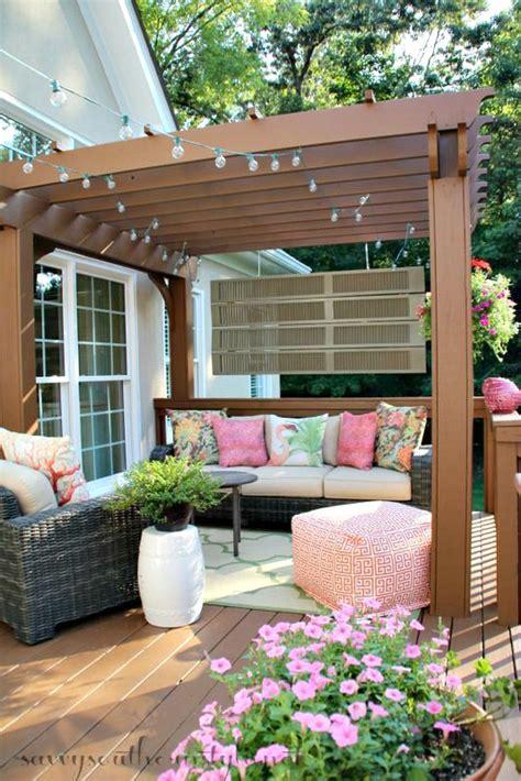 35 inspiring outdoor spaces porches decks patios