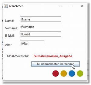 Php Alter Berechnen : fallbeispiele grundger st einer klasse objektorientierte softwarentwicklung ~ Themetempest.com Abrechnung