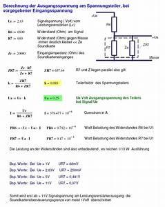 Spannungsteiler Berechnen : umschaltbox ~ Themetempest.com Abrechnung