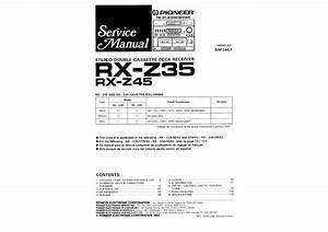 Pioneer Rx-z45