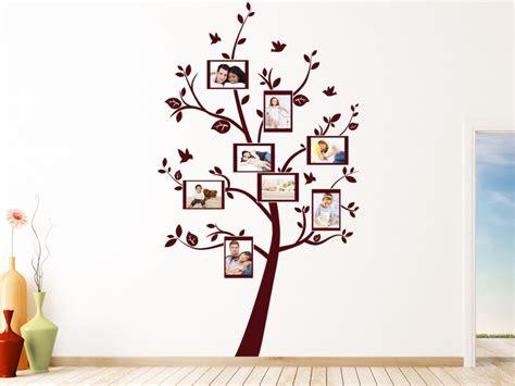 Wandtattoo Bilderrahmen Baum by Baum Wandtattoo Foto Baum Wandtattoo Net