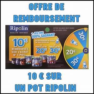 Offre De Remboursement : offre de remboursement odr ripolin leroy merlin 10 ~ Carolinahurricanesstore.com Idées de Décoration