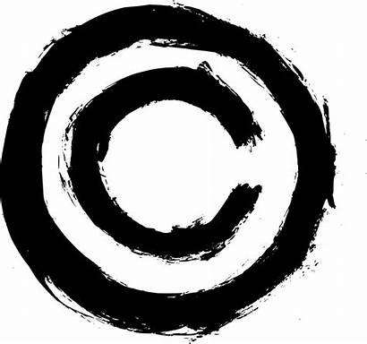 Copyright Symbol Grunge Transparent Onlygfx Px 1124