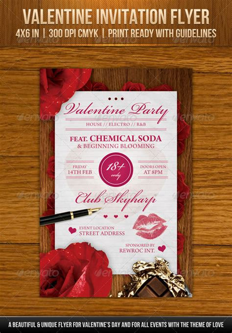 invitation flyer templates  eps psd ai ms