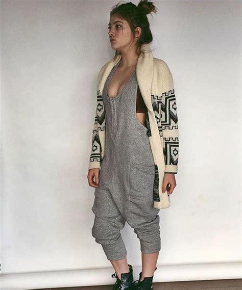 Jumpsuit grey jumpsuit gray jumpsuit grey grey sweats grey sweatpants grey sweat suit ...