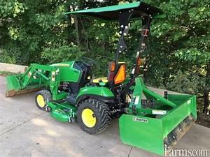 2016 John Deere 1023e For Sale