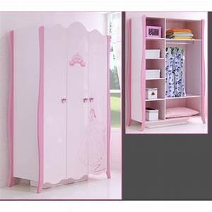 Armoire Chambre Enfant : armoire de chambre pour fille ~ Teatrodelosmanantiales.com Idées de Décoration