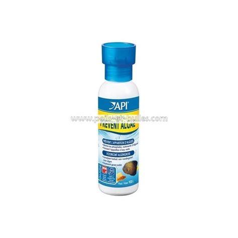 api aqua prevent algae anti algues pr 233 ventif pour aquarium