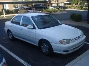 2000 Kia Sephia - Vin  Knafb1218y5843021