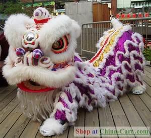 Luminous Supreme Competition and Festival Celebration Lion ...