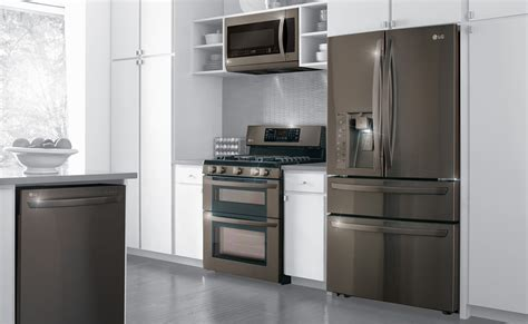 year   black stainless steel appliances appliances connection blog