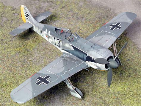 Focke-Wulf Fw 190A-3 by David Turner (Tamiya 1/48)