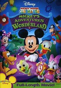 Mickey Mouse Clubhouse Mickeyu002639s Adventures In Wonderland