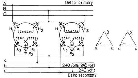 How Wire Phase For Transformer Wiring