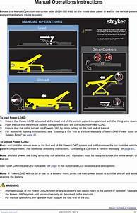Stryker Medical 6390 Power
