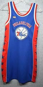 philadelphia 76ers nba basketball jersey dress