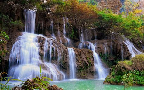 Waterfall Background by Waterfall Background Pictures 183 Wallpapertag