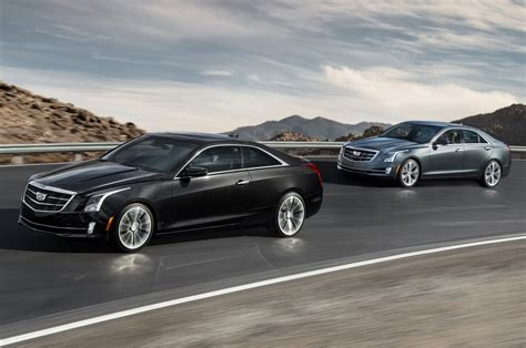 2017 Cadillac Ats Reviews And Rating Motor Trend